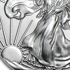 Coin Highlight: 2018 Silver American Eagle