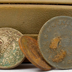 Does Silver and Gold Decay?