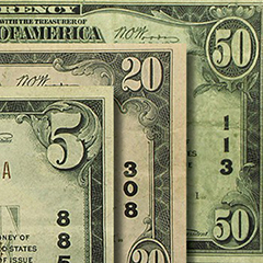 What are National Bank Notes?