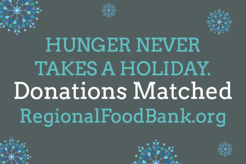 Regional Food Bank Donations