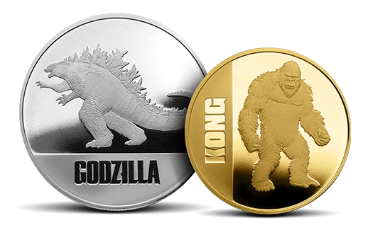 Exclusive Gold & Silver Coins