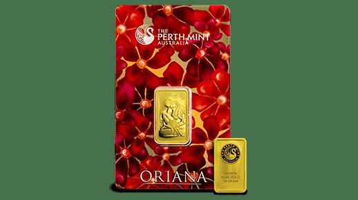 10 Gram Oriana