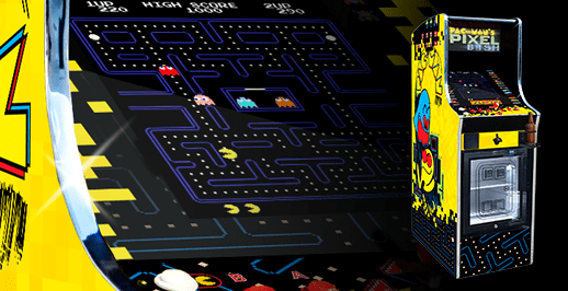 You Could Win The PAC-MAN™ Arcade Experience