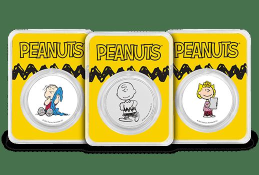 Exclusive Peanuts Packaging