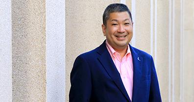 Mark Yoshimura, SVP of Operations