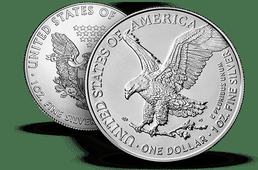 The New Silver Eagle Design
