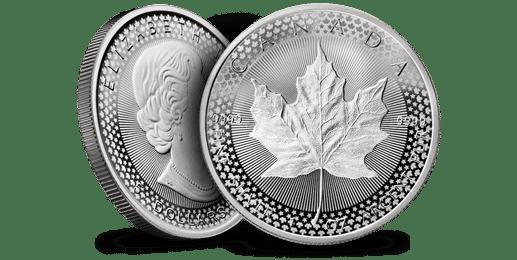 RCM Canadian Maple Leaf Coins