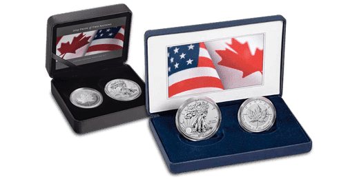 Two Coin Set from US Mint