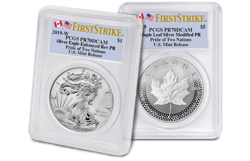 Silver Eagle PCGS FirstStrike