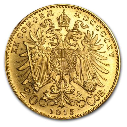 Gold Austrian Mint Coin