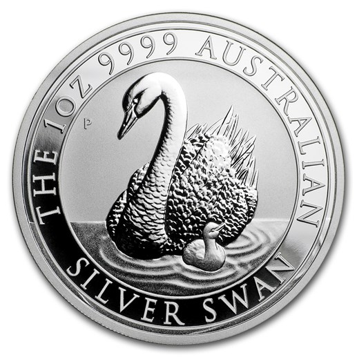 The Perth Mint Silver Swan