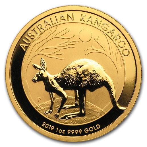 The Perth Mint Gold Kangaroo
