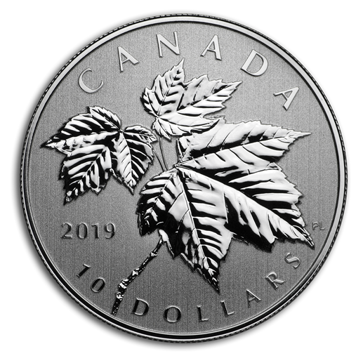 Royal Canadian Mint Silver Commemorative