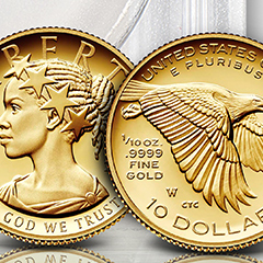New Proof Gold American Liberty Available to Pre-Order at APMEX