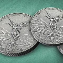 Get the First-Ever Antique Silver Libertads Exclusively at APMEX