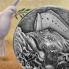 Scottsdale Mint Releases First Biblical Series Coin of 2018