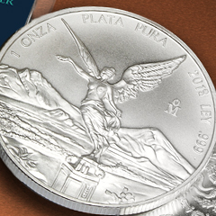 The 2018 Silver Libertad is Now Available at APMEX