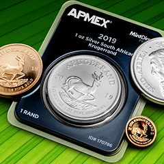 Pre-order Your 2019 South African Krugerrands Now at APMEX