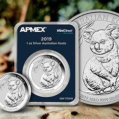 The Silver Australian Koala Series Continues with 2019 Release