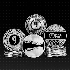 New 9Fine Mint Silver Rounds Modernize a Traditional Industry