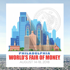APMEX attends the World's Fair of Money in Philadelphia