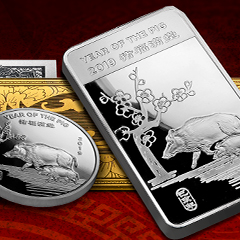 APMEX is Noting the Upcoming Lunar Year of the Pig