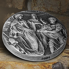 Scottsdale Mint's Biblical Series Presents John the Baptist