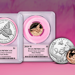 Join the Fight Against Breast Cancer with the U.S. Mint and APMEX