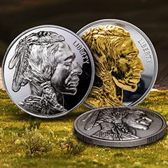 The American Legacy Collection Combines Classic Coins with Modern Minting