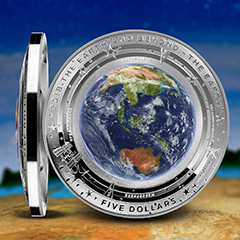 The Latest APMEXclusive® Coin from the Royal Australian Mint is Out of This World