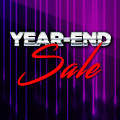 Complete your 2018 with our annual Year-End Sale