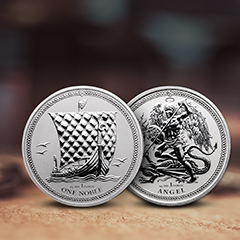 New Isle of Man Coins Debut New Designs, Extremely Limited Mintages