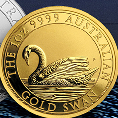 Swan Sets and Graded Swan Coins Now Available at APMEX