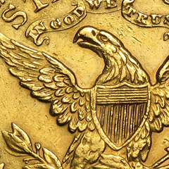A Brief Pre-1933 Gold Coin History: $5 Gold Half Eagles