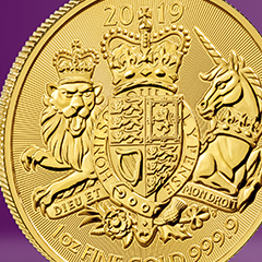 APMEX Gold Giveaway Celebrates The Royal Mint