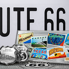 Kick Your Route 66 Collection into High Gear