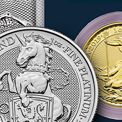 New Releases from The Royal Mint are a Collector's Fairytale