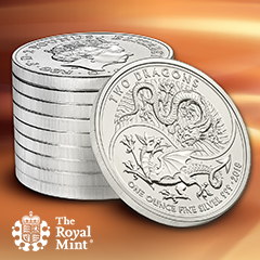 The Royal Mint Announces Mythical Creature Coin