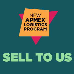 Selling to APMEX is Easier Than Ever with New UPS Logistics Partnership