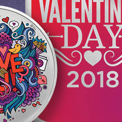 The 2018 APMEX Valentine's Day Gift Guide