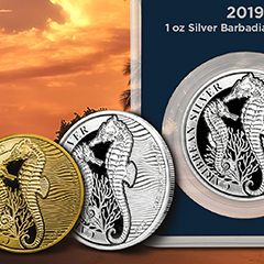 The Barbados Seahorse Coins Return – Exclusively at APMEX