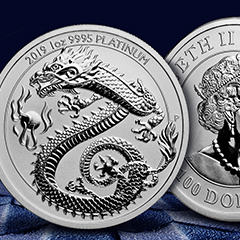 Perth Mint's New Platinum Coin Celebrates Chinese Culture