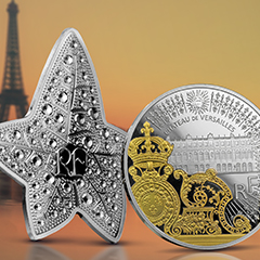 Monnaie de Paris Brings You Gold and Silver Treasures