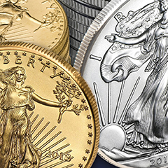 2018 Gold and Silver American Eagles In Stock and Shipping at APMEX