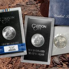 What is So Special About the GSA Silver Dollar?