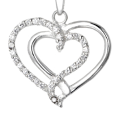 Give Silver Jewelry on Valentine's Day