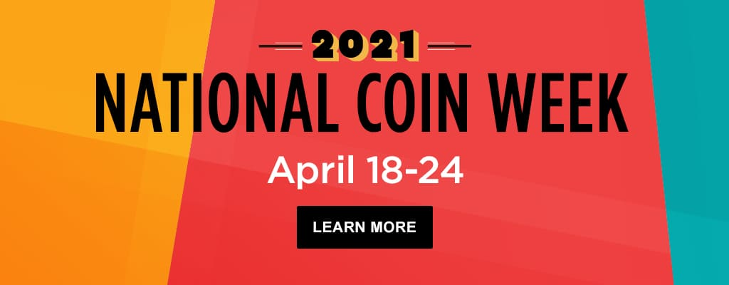 2021 National Coin Week