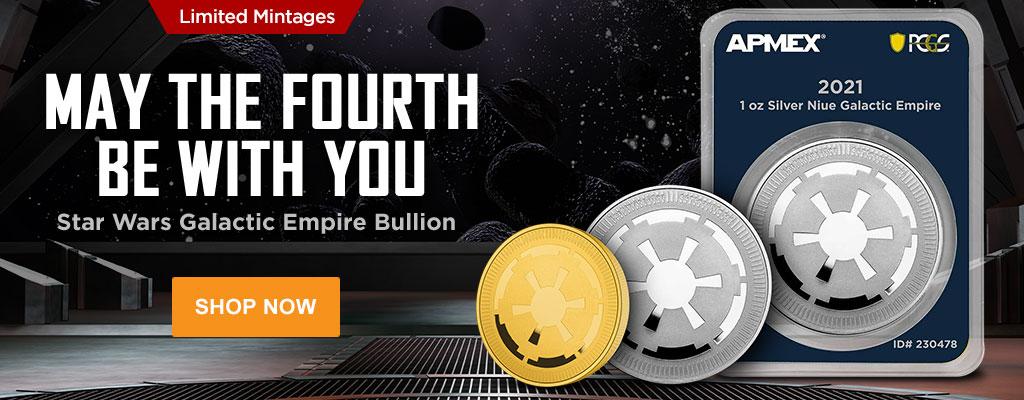 Star Wars Galactic Empire Bullion