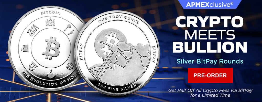 Silver BitPay Rounds