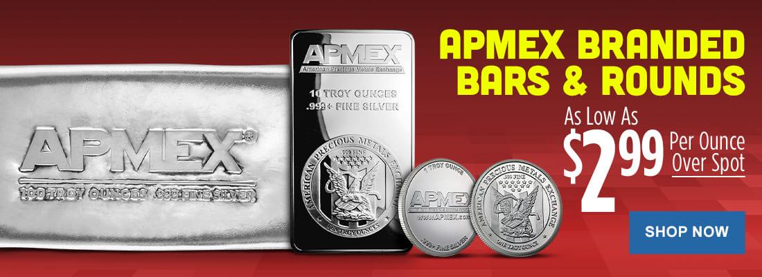 APMEX Branded